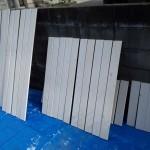 ウッドフェンス塗装