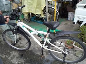 シマノ マウンテンバイク