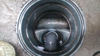 配管高圧洗浄