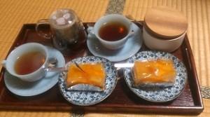 お茶time