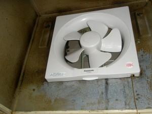 換気扇油汚れアフター