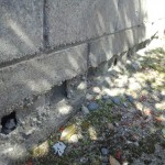 ブロック塀劣化2